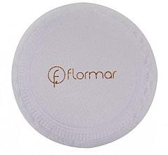 Parfumuri și produse cosmetice Burete pentru pudră - Flormar Powder Puff Pudra