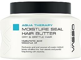 Parfumuri și produse cosmetice Ulei hidratant pentru păr - Vasso Professional Moisture Seal Hair Butter