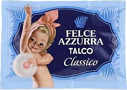 Parfumuri și produse cosmetice Pudră de talc pentru corp - Felce Azzurra Classic Talcum Powder
