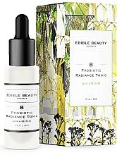Parfumuri și produse cosmetice Ser revitalizant de curățare - Edible Beauty Probiotic Radiance Tonic Serum