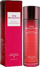 Parfumuri și produse cosmetice Esență cu extract de alge roșii - Missha Time Revolution Red Algae Treatment Essence