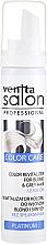 Parfumuri și produse cosmetice Spumă pentru păr 3 în 1, eliminarea tonului galben - Venita Salon Professional Platinum Color Care