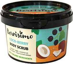 Parfumuri și produse cosmetice Scrub pentru corp - Berrisimo Coco-Berry Body Scrub