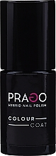 Parfumuri și produse cosmetice Lac hibrid de unghii - Prago Colour Coat