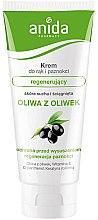 Parfumuri și produse cosmetice Cremă de mâini și unghii - Anida Pharmacy Olive Hand Cream