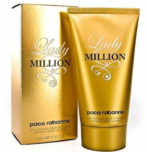 Paco Rabanne Lady Million - Loțiune de corp — Imagine N2
