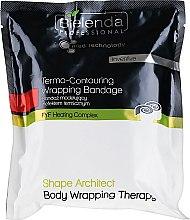 Parfumuri și produse cosmetice Bandaj - Bielenda Professional Termo-Contouring Wrapping Bandage