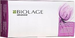 Parfumuri și produse cosmetice Fiole pentru stimularea creșterii părului - Biolage Full Density Thickening Hair System