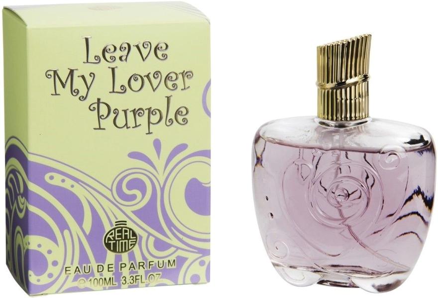 Real Time Leave My Lover Purple - Apă de parfum