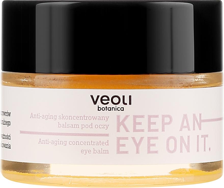 Balsam concentrat anti-îmbătrânire sub ochi - Veoli Botanica Anti-aging Concentrated Eye Balm Keep An Eye On It — Imagine N2