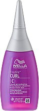 Parfumuri și produse cosmetice Loțiune pentru ondularea părului (C) - Wella Professional Creatine+Curl(C)