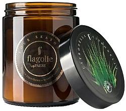 """Parfumuri și produse cosmetice Lumânare parfumată, în borcan """"Citronella"""" - Flagolie Fragranced Candle Citronella"""