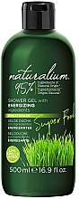 "Parfumuri și produse cosmetice Gel de duș ""Grâu"" - Naturalium Energizing Shower Gel"