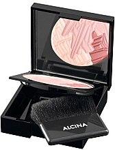 Parfumuri și produse cosmetice Fard de obraz - Alcina Brilliant Blush