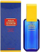 Parfumuri și produse cosmetice Antonio Puig Aqua Quorum - Apă de toaletă