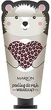 Parfumuri și produse cosmetice Peeling pentru mâini - Marion Funny Animals Hand Peeling
