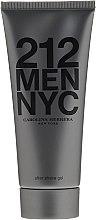 Carolina Herrera 212 Men NYC - Set (edt/100ml + ash/gel/100ml + edt/mini/10ml) — Imagine N4