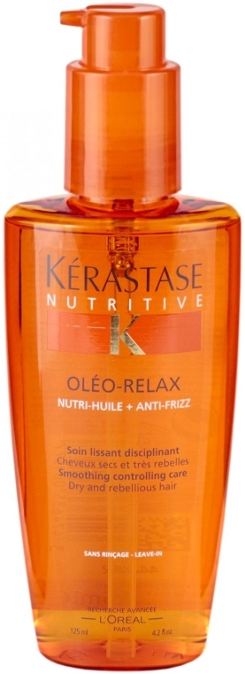 Ulei hidratant păr uscat și rebel - Kerastase Oleo-Relax Nutritive — Imagine N1