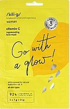Parfumuri și produse cosmetice Mască regenerantă pentru față - Kili-g Revitalizing Face Mask