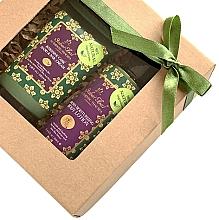 Parfumuri și produse cosmetice Set - Sabai Thai Rice Milk (h/cr/100ml + b/lot/200ml)