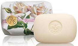 """Săpun """"Trandafir"""" - Saponificio Artigianale Fiorentino Rose Soap — Imagine N1"""