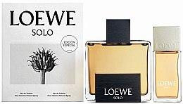 Parfumuri și produse cosmetice Loewe Solo Loewe - Set (edt/125ml + edt/30ml)