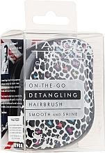 Parfumuri și produse cosmetice Perie de păr - Tangle Teezer Compact Styler Punk Leopard