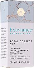 Parfumuri și produse cosmetice Cremă corectoare pentru zona din jurul ochilor - Exuviance Professional Total Correct Eye
