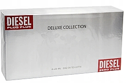 Parfumuri și produse cosmetice Diesel Zero Plus Feminine - Set (EDT/4x30ml)