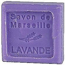 Parfumuri și produse cosmetice Săpun natural - Savon de Marseille Lavande Le Chatelard Soap