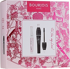 Parfumuri și produse cosmetice Set - Bourjois For You My Love (mascara/8ml+lipstick/7.5ml)