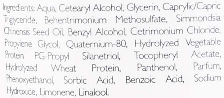 Balsam regenerant pentru păr - Alcina A/C Plex, 3 — Imagine N3