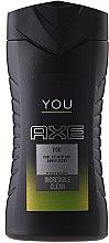 Parfumuri și produse cosmetice Gel de duș - Axe You Shower Gel