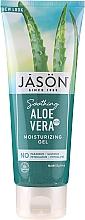 Parfumuri și produse cosmetice Gel natural hidratant pentru corp, cu extract de aloe vera - Jason Natural Cosmetics Pure Natural Moisturizing Gel Aloe Vera