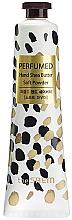 """Parfumuri și produse cosmetice Cremă nutritivă pentru mâini """"Pudră"""" - The Saem Perfumed Soft Powder Hand Shea Butter"""
