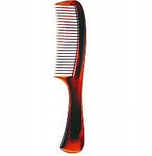 Parfumuri și produse cosmetice Pieptene de păr, 499828, chihlimbar - Inter-Vion