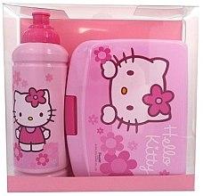 Parfumuri și produse cosmetice Set - Disney Hello Kitty (Bidon/425 ml + lunch box)