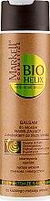 Parfumuri și produse cosmetice Balsam cu mucus de melc pentru păr - Markell Cosmetics Bio Helix