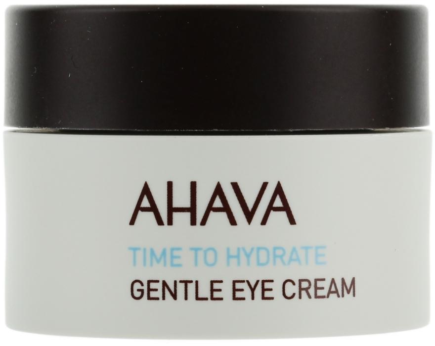 Cremă pentru conturul ochilor - Ahava Time To Hydrate Gentle Eye — Imagine N1