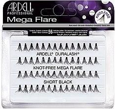 Parfumuri și produse cosmetice Extensii gene - Ardell Duralash Knot Mega Flare Short Black