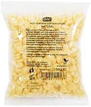 """Parfumuri și produse cosmetice Ceară depilatoare în granule """"Natural"""" - Ronney Professional Hot Film Wax Natural"""