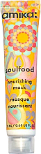 Parfumuri și produse cosmetice Mască nutritivă pentru păr - Amika Soulfood Nourishing Mask (mini)