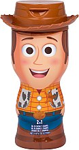 Parfumuri și produse cosmetice Gel de duș - Disney Toy Story 4 Woody Shower Gel