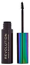 Parfumuri și produse cosmetice Gel pentru sprâncene - Makeup Revolution Brow Mascara With Cannabis Sativa