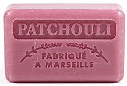 """Parfumuri și produse cosmetice Săpun de Marsilia """"Paciuli"""" - Foufour Savonnette Marseillaise Patchouli"""