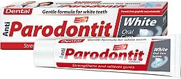 Parfumuri și produse cosmetice Pastă de dinți cu efect de albire - Dental Anti-Parodontit White