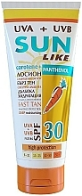 Parfumuri și produse cosmetice Loțiune de protecție solară pentru corp SPF 30 - Sun Like Sunscreen Lotion Panthenol
