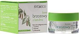 Parfumuri și produse cosmetice Cremă cu extract de mesteacăn și betulină - Sylveco Hypoallergic Birch Day And Night Cream