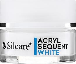 Parfumuri și produse cosmetice Pulbere acrilică pentru extensia unghiilor - Silcare Sequent LUX