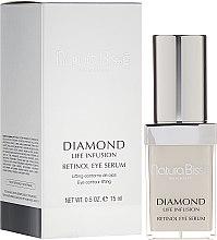 Parfumuri și produse cosmetice Lifting pentru conturul ochilor - Natura Bisse Diamond Life Infusion Retinol Eye Serum